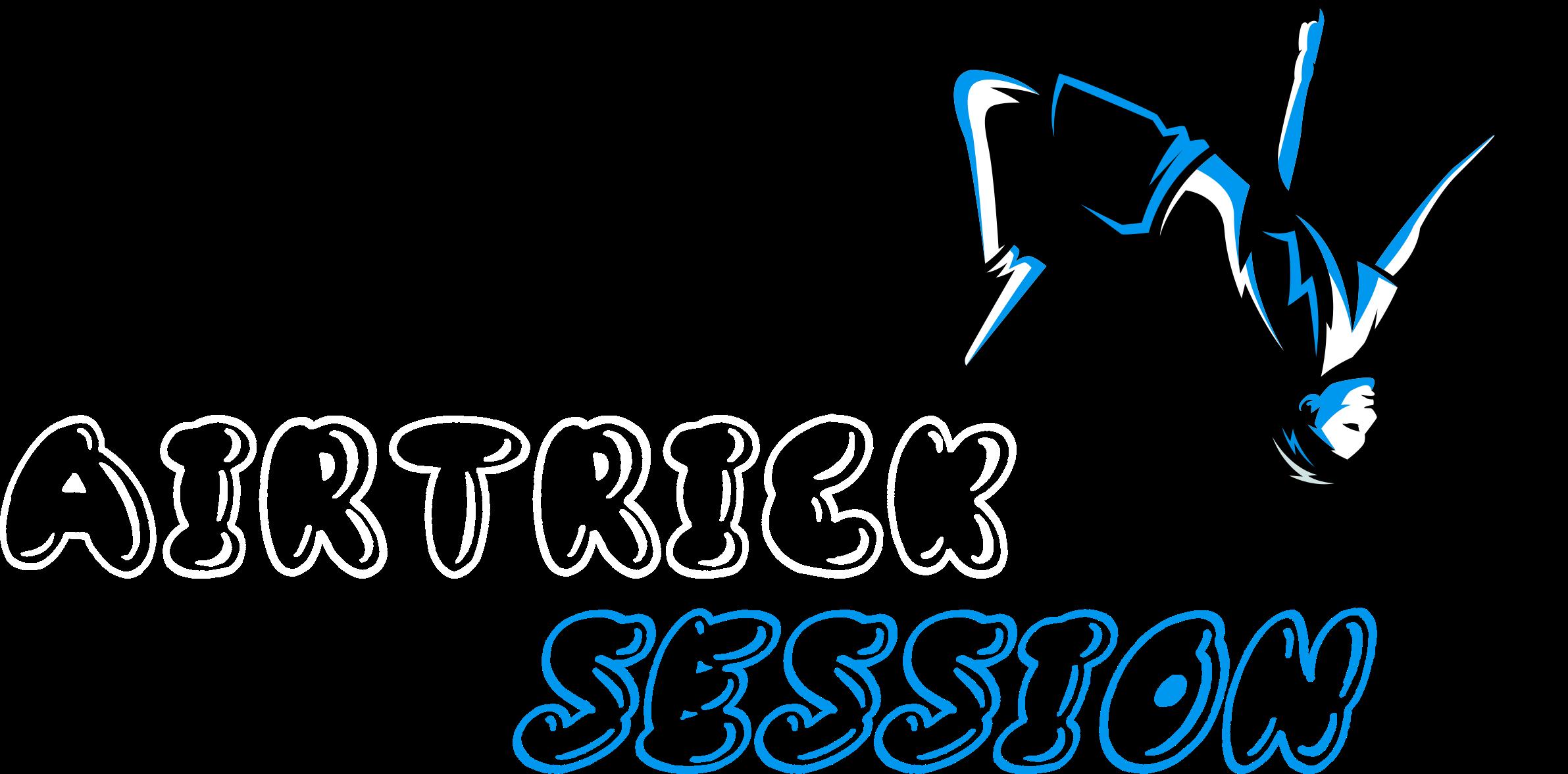 Airstrick Session Logo Transparent