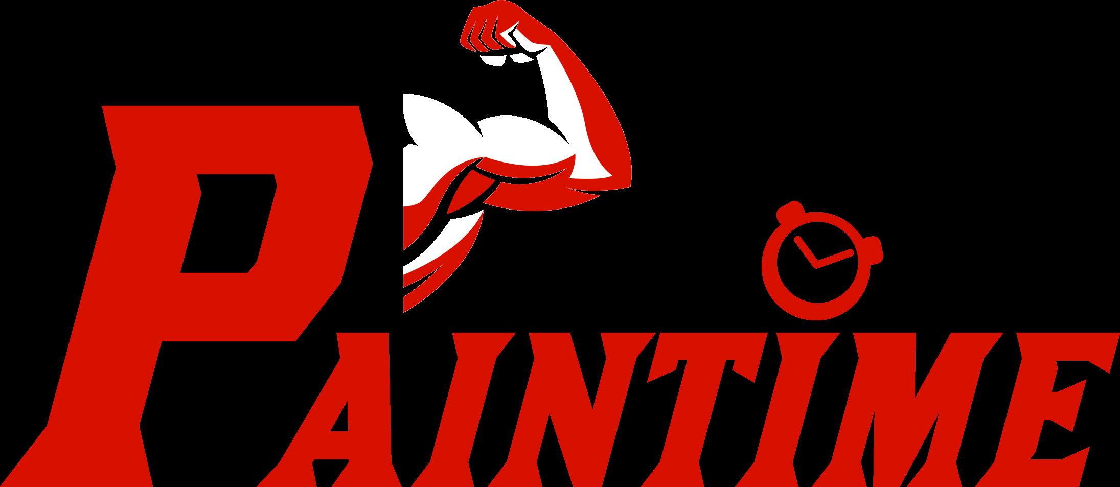 Paintime Logo Transparent